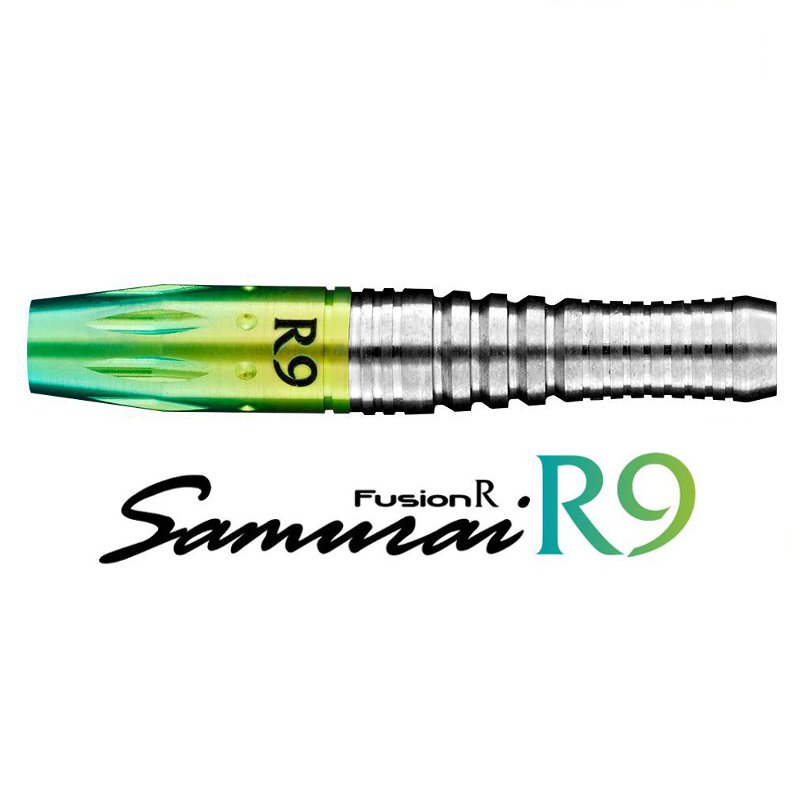 Samurai R9 サムライ・アールナイン [Samurai Fusion]