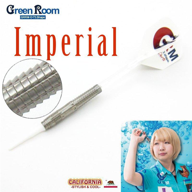 IMPERIAL インペリアル 鈴木未来モデル [Green Room]