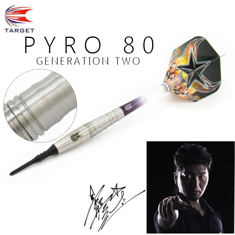 PYRO80 GENERATION TWO パイロ80 G2 星野光正モデル [TARGET]