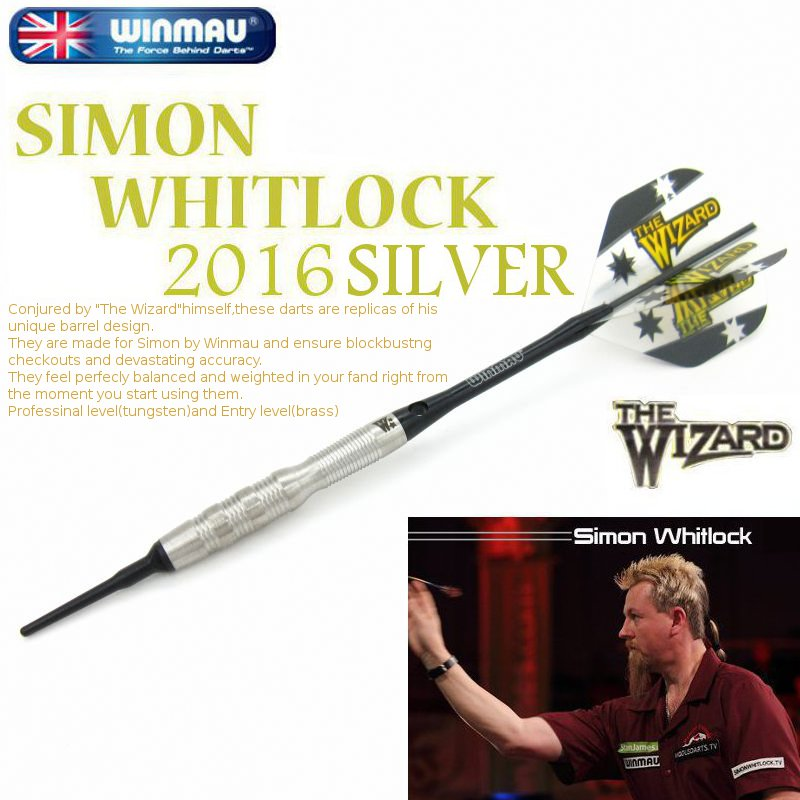 SIMON WHITLOCK SILVER サイモン ウィットロック シルバー  [WINMAU]