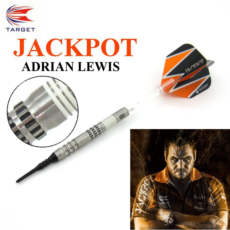JACKPOT JP EDITION エイドリアン・ルイス Adrian Lewis [TARGET]
