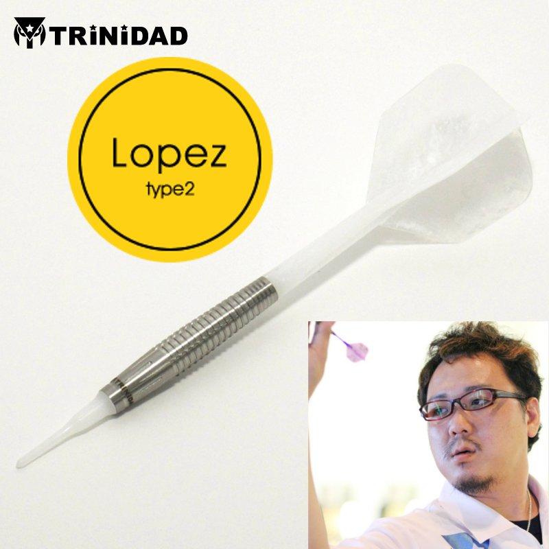 Lopez type2 ロペス タイプ2 浅田斉吾モデル [TRiNiDAD]
