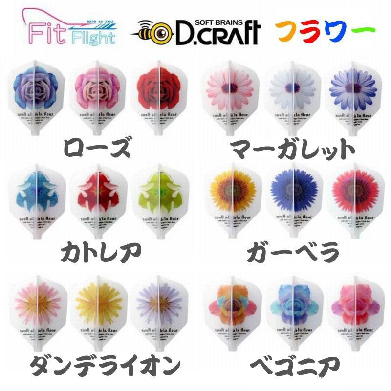 Fit Flight×D.craft Flower フラワー