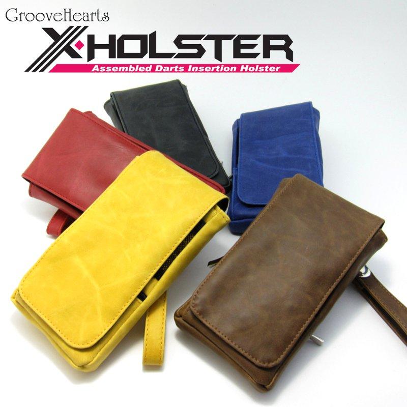 X-HOLSTER エックスホルスター [GrooveHearts]
