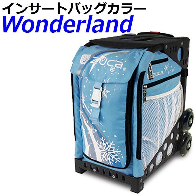 ZUCA SPORT Wonderland ズーカ・スポーツ [ZUCA]