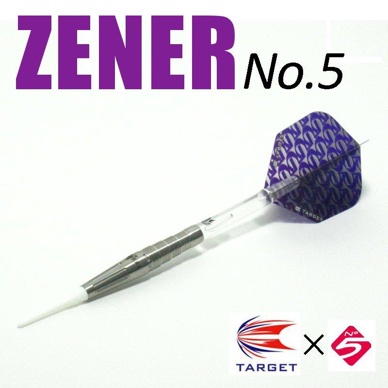 ZENER NUMBER5 ツェナー No.5 [TARGET]