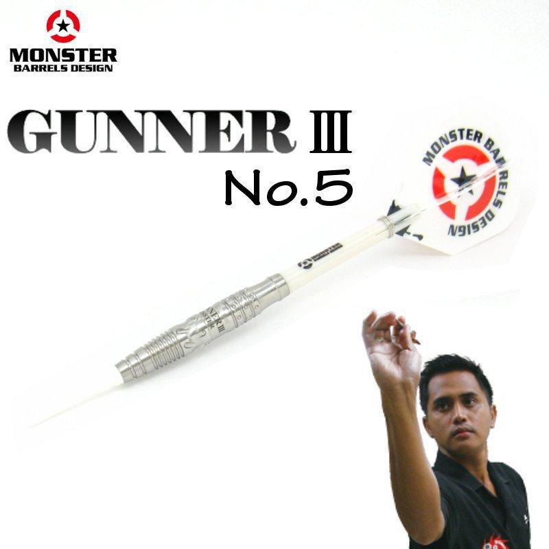 GUNNER3 No.5 ガンナー3 [MONSTER]