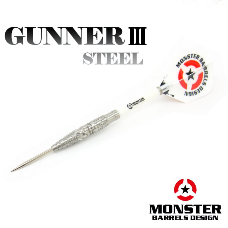 GUNNER3 Steel ガンナー3 スティール [MONSTER]