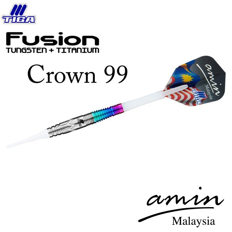 Crown99 [TIGA Fusion]