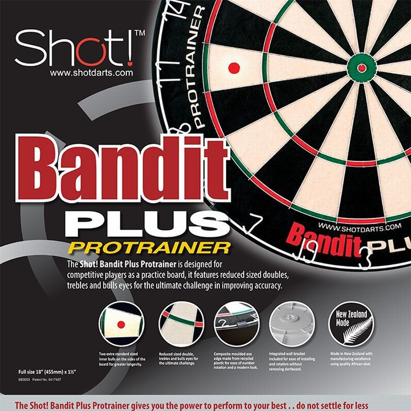 Bandit Pro Trainer バンディット・プロトレーナー [Shot!]