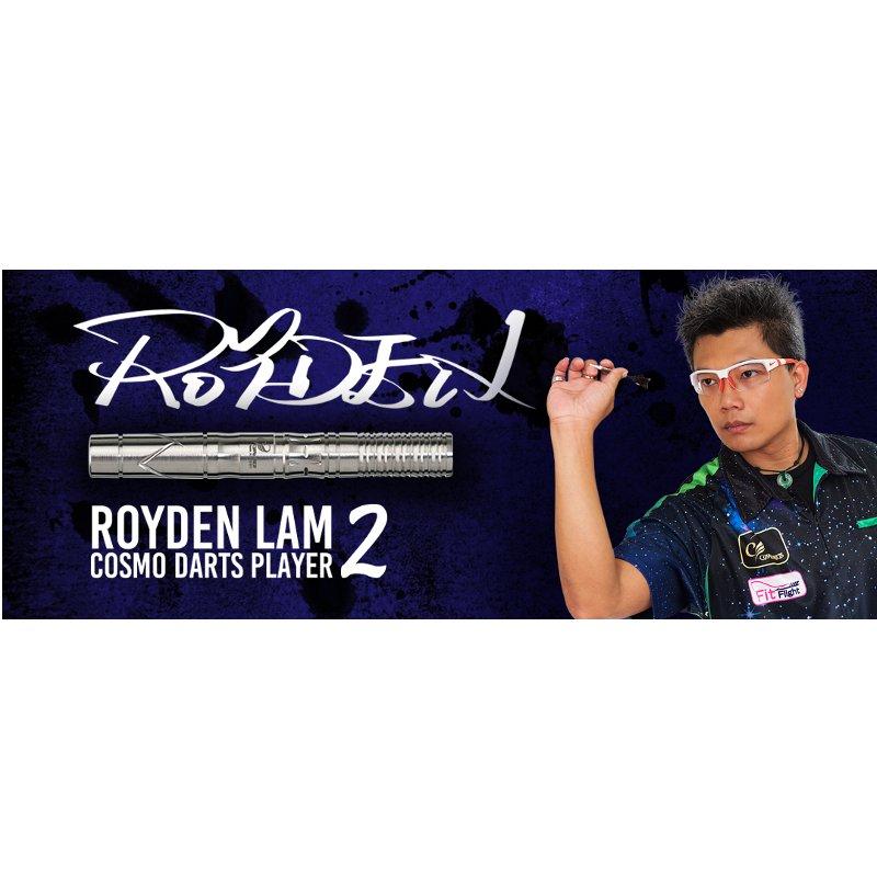 ROYDEN LAM 2 ロイデン・ラム [COSMO DARTS]