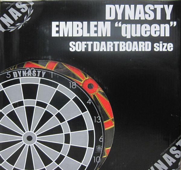 EMBLEM Queen Type-B エンブレム・クイーン [DYNASTY]