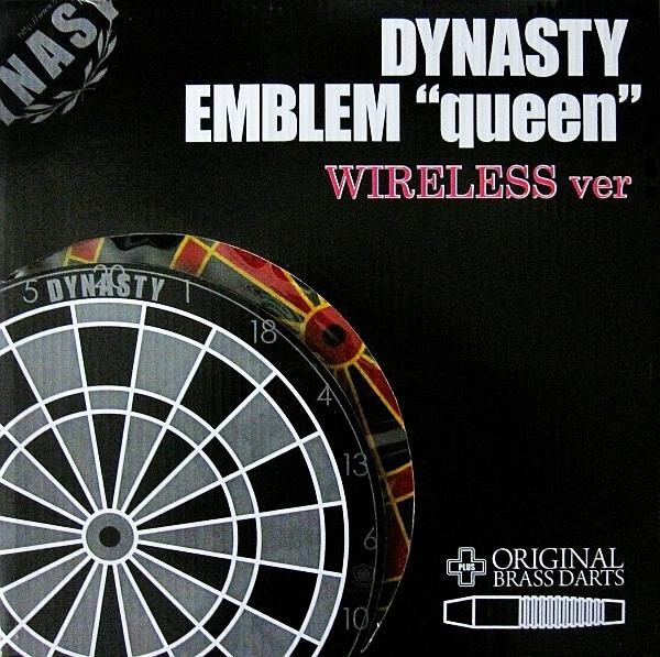 EMBLEM Queen Type-B WIRELESS エンブレム・クイーン ワイヤレス [DYNASTY]
