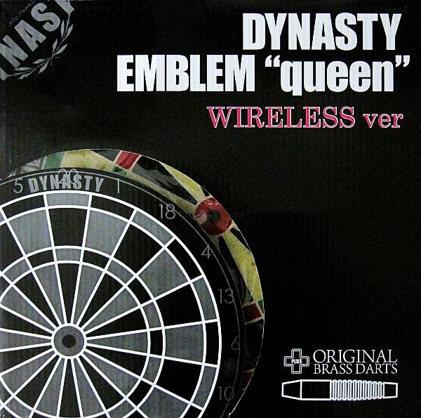EMBLEM Queen Type-K WIRELESS エンブレム・クイーン ワイヤレス [DYNASTY]