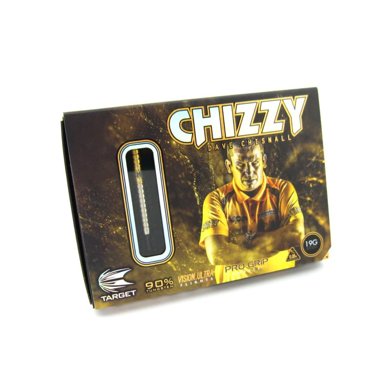 CHIZZY JP EDITION デイヴ・チズネル DAVE CHISNALL [TARGET]