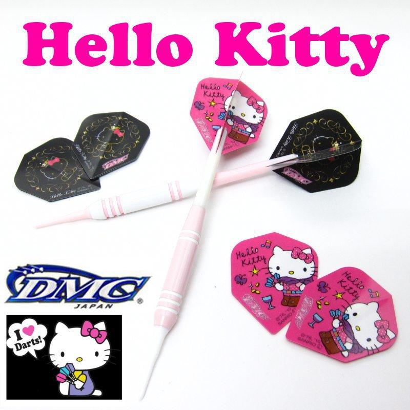 Hello Kitty ハロー・キティー・ダーツ・セット [DMC]