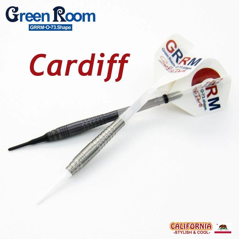 Cardiff カーディフ [Green Room]