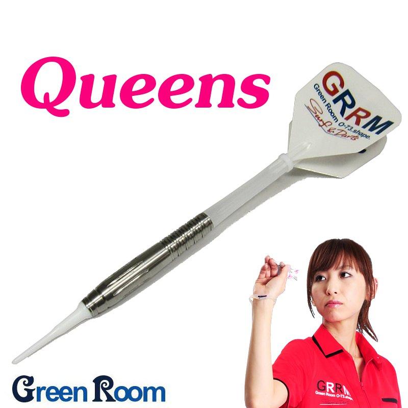 Queens クイーンズ [Green Room]