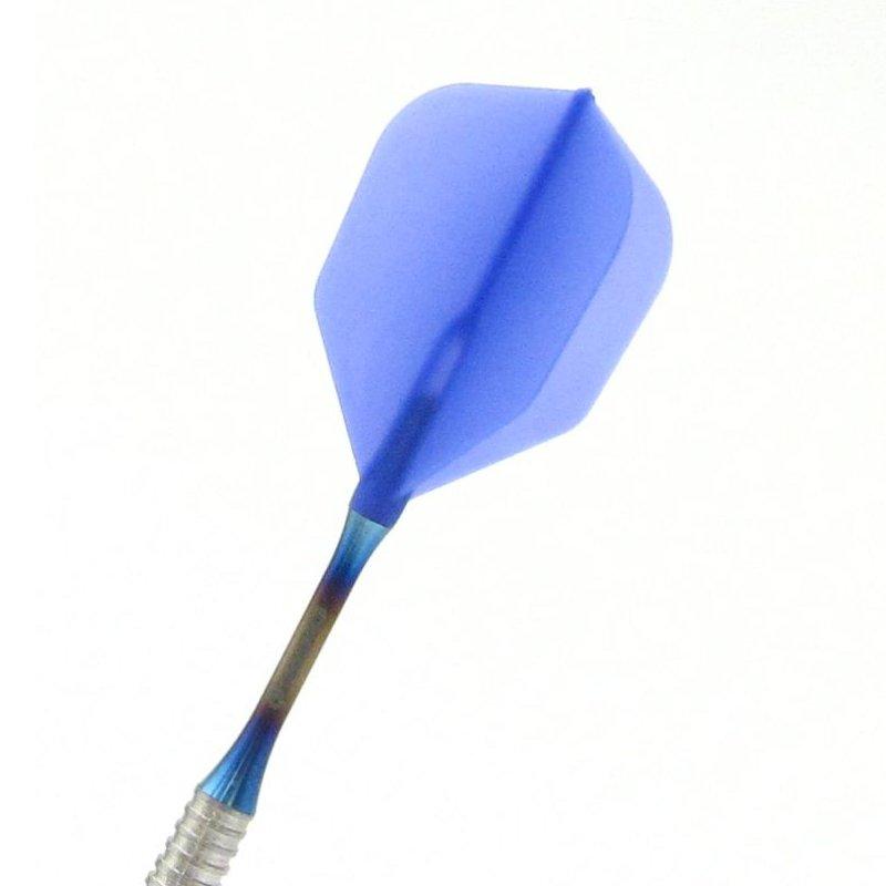 Fit Shaft METAL Titanium フィット・シャフト チタニウム 焼き色 スピン [COSMO DARTS]