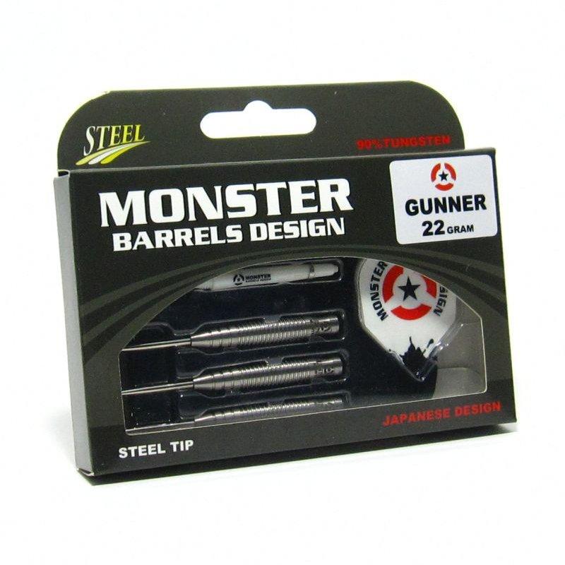 GUNNER Steel ガンナー・スティール [MONSTER]