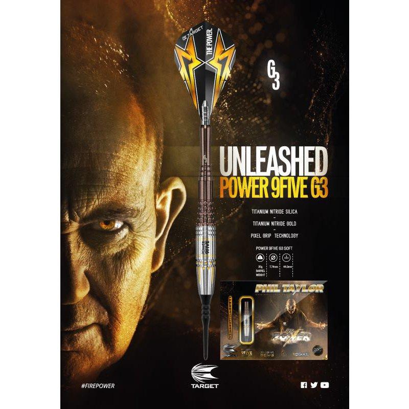 POWER 9FIVE Original GEN-3 フィル・テイラー パワー ナインファイブ オリジナル [TARGET]