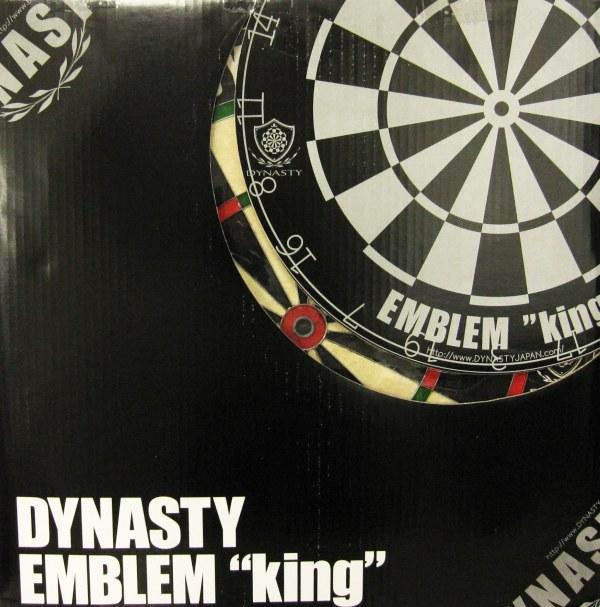 EMBLEM King Type-N エンブレム・キング [DYNASTY]