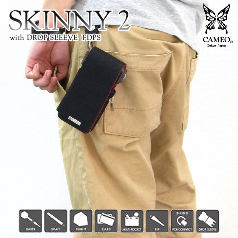 SKINNY 2 with DROPSLEEVE FDPS スキニー 2 ウィズ ドロップ スリーブ [CAMEO]