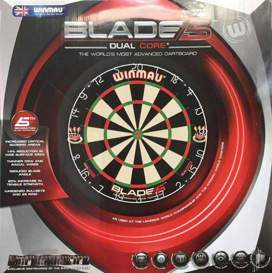 BLADE 5 Dual Core ブレード 5 [WINMAU]