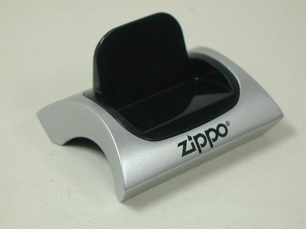 Zippo ジッポーライター ディスプレイ台 スタンド ホルダーベース //ジッポー社純正// 《便利&重宝》【ギフト包装】 【母の日】 【父の日】 【スタンド】 【ダルマヤ】