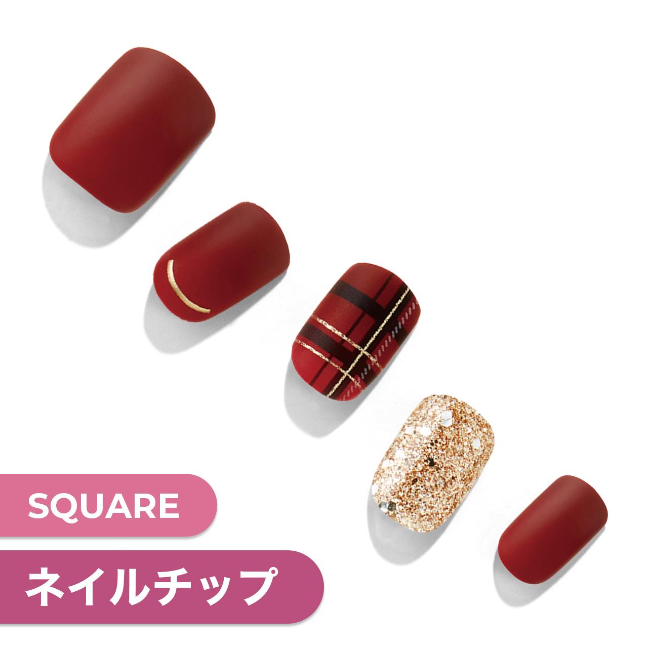 【Scarlet Red】ダッシングディバマジックプレス