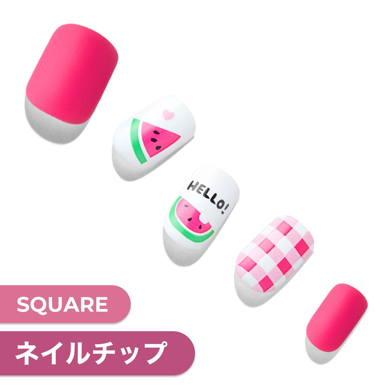 【Hello Watermelon】ダッシングディバマジックプレス