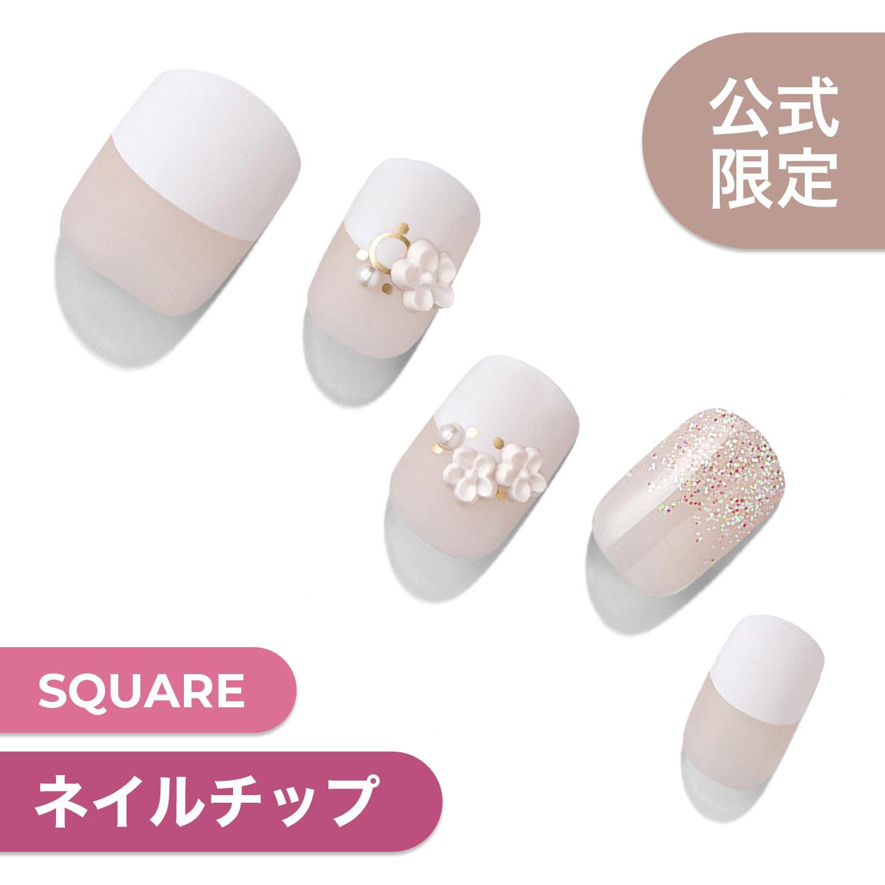 【公式限定】ダッシングディバマジックプレス【MJP104】White Bouquet