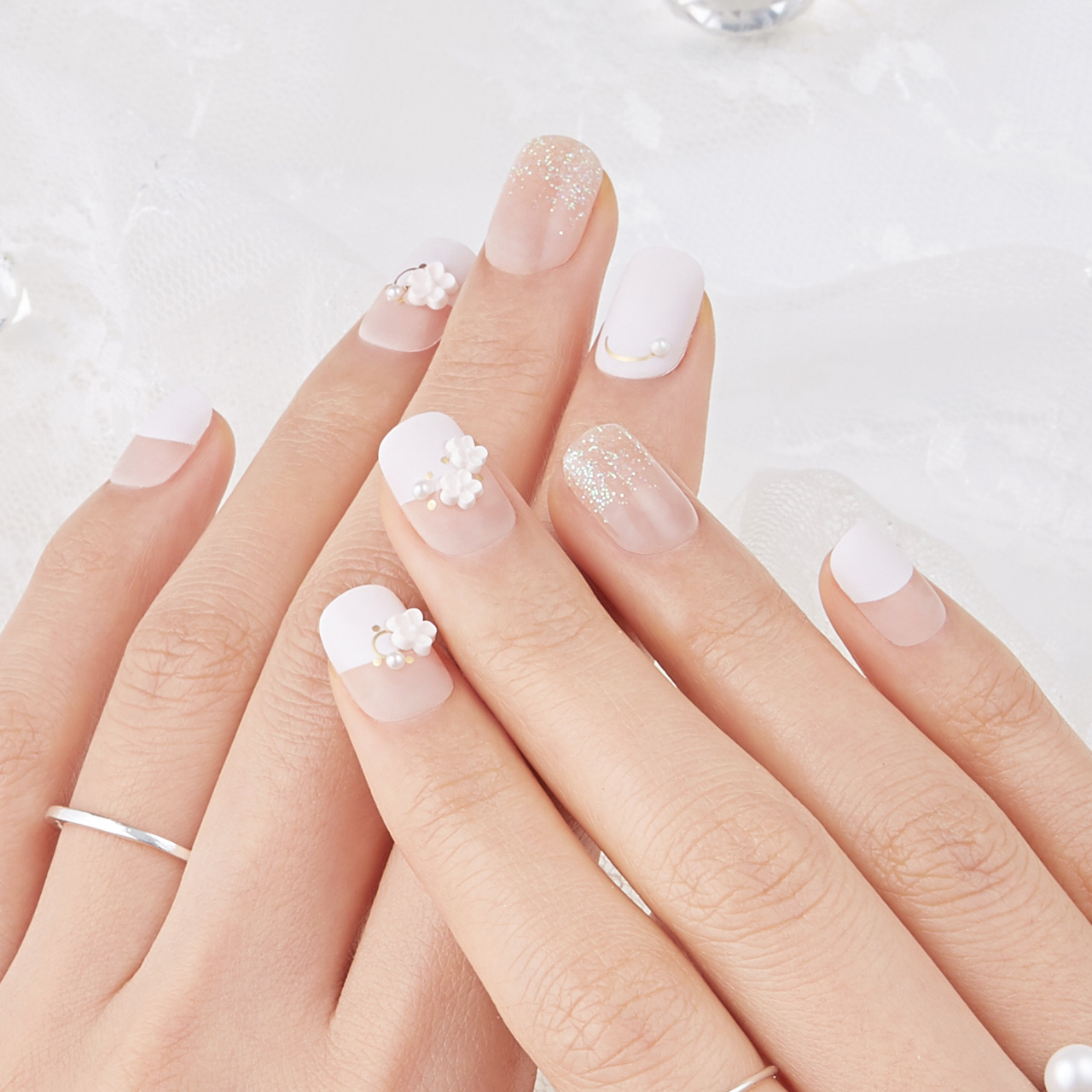 【White Bouquet】ダッシングディバマジックプレス
