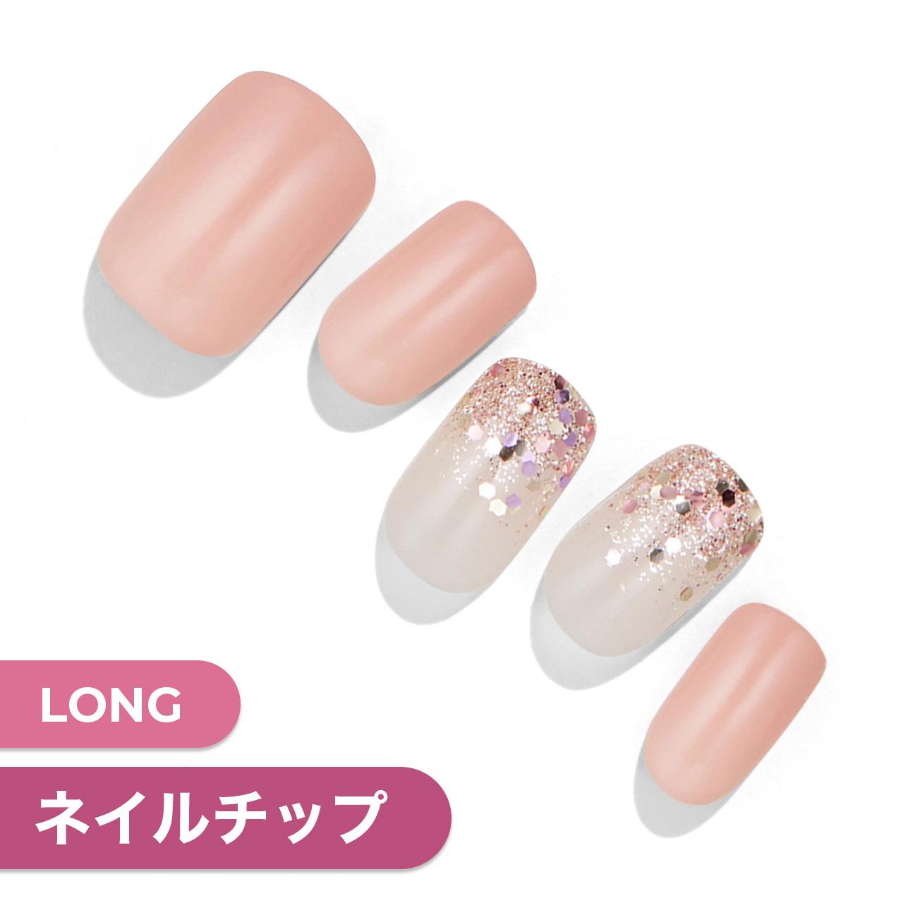 【Glittering Peach】ダッシングディバマジックプレス