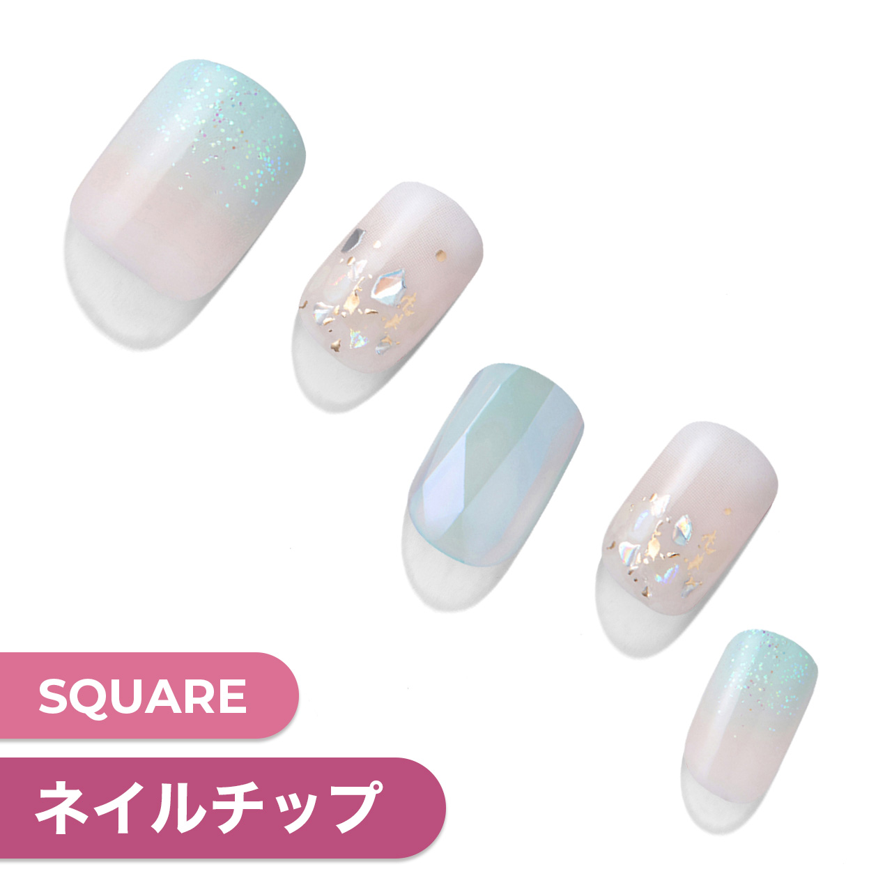 【Fairy Dust】ダッシングディバマジックプレス【5個セット】