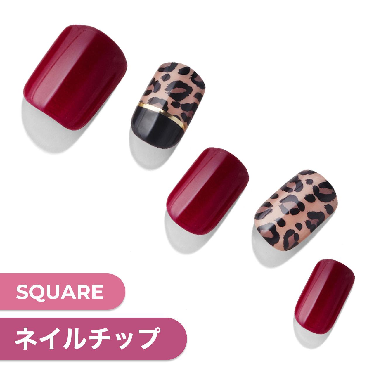 【Wild Leopard】ダッシングディバマジックプレス
