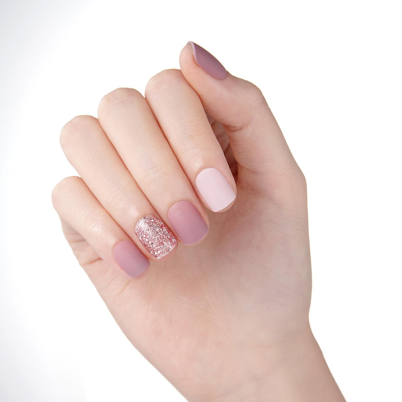 ダッシングディバ マジックプレス 【MDR224SS】Cashmere Pink