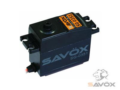 SAVOX SG-0351 スタンダード_デジタルサーボ