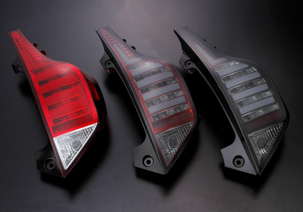 LEDテールランプ アクア(NHP)