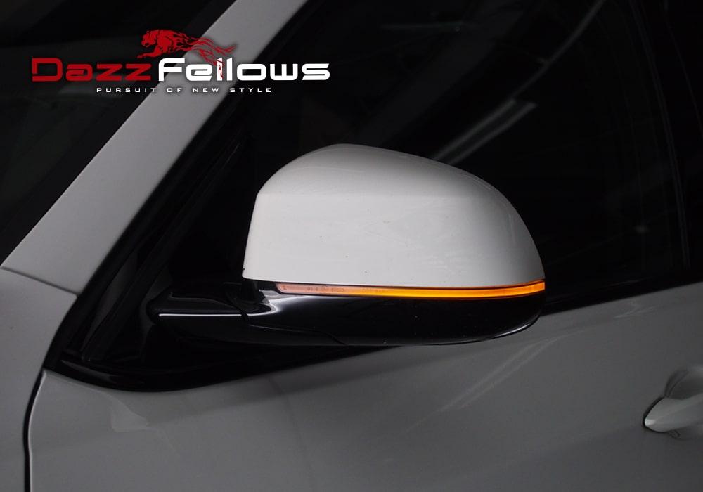 LEDドアミラーウインカー BMW汎用タイプ2(X5/X6)