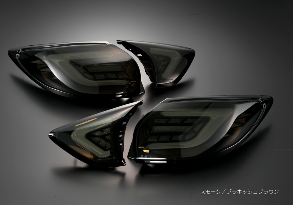 LEDテールランプ CX-5(KE)