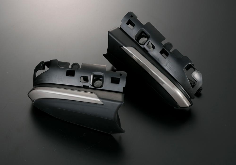LEDドアミラーウインカー プリウス(50)/カムリ(70)