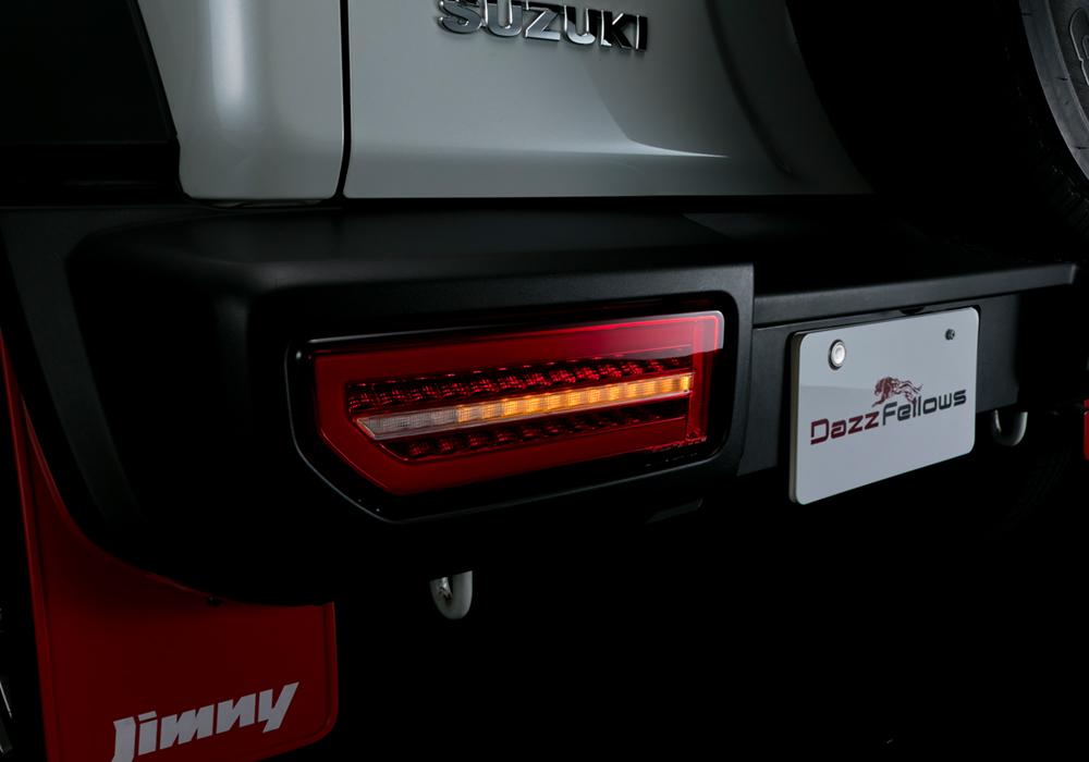LEDテールランプ ジムニー(JB64/JB74)タイプ2