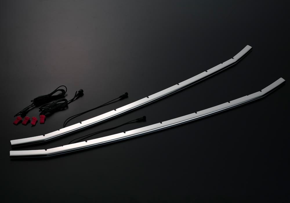 LEDフロントグリルカバー ヴォクシー(80)