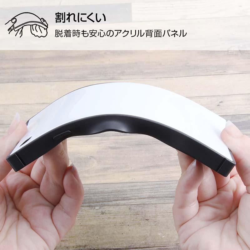 耐衝撃ハイブリッドケース KAKU /iPhone 11/ジョーカー/PLAYFUL
