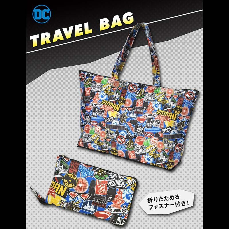 DCコミックスヴィンテージ BVS スーツケースバッグ