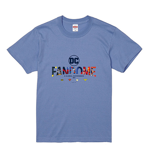 【DCファンドーム限定】T-shirts/DCファンドーム(BLUE)