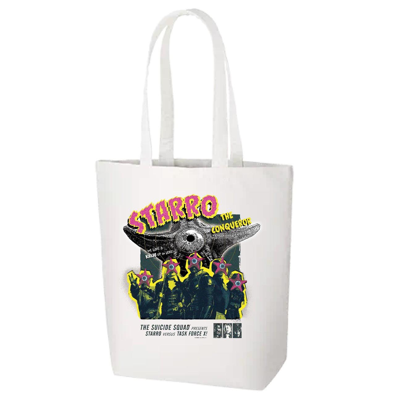 【DCファンドーム限定】トートバッグ/『ザ・スーサイド・スクワッド』