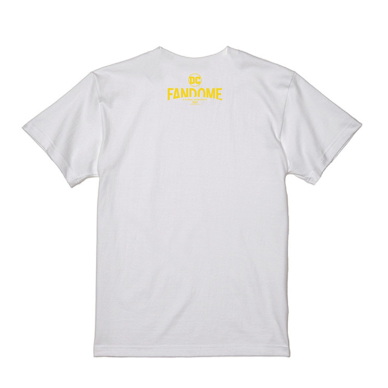 【DCファンドーム限定】T-shirts/『ザ・スーサイド・スクワッド』(WHITE)