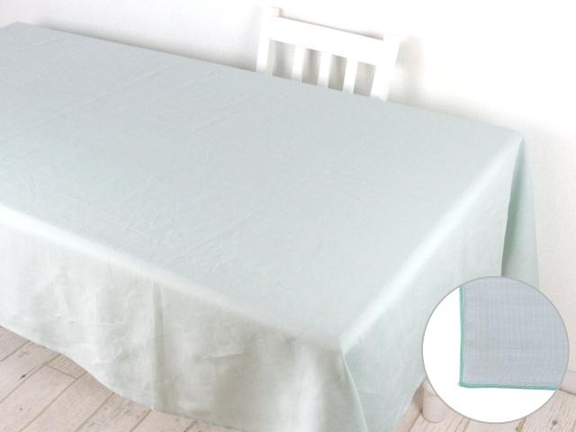 細番手(80)リネン/テーブルクロス/130×230cm